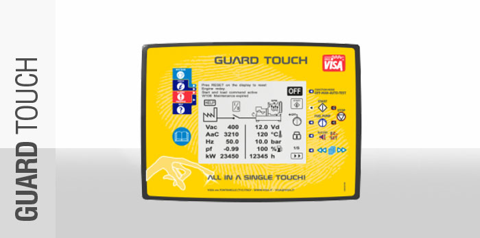 VISA Guard Touch