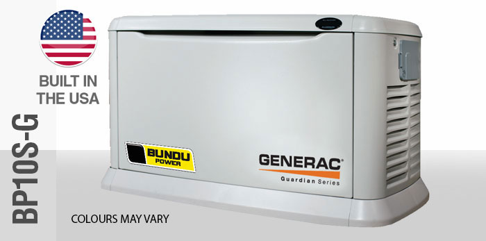 Gas Generator User Manual