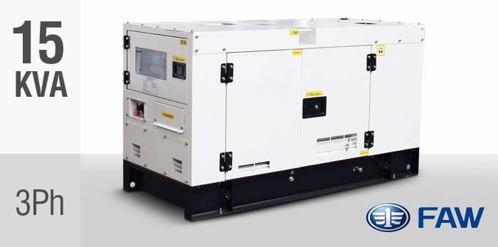 Bundu Power | BPD15S3 Diesel Generators