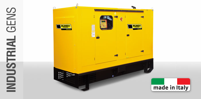 Bundu Power Industrial Generators