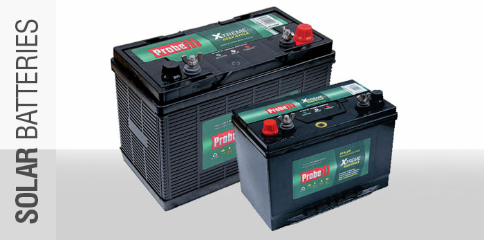 Solar Deep Cycle Batteries