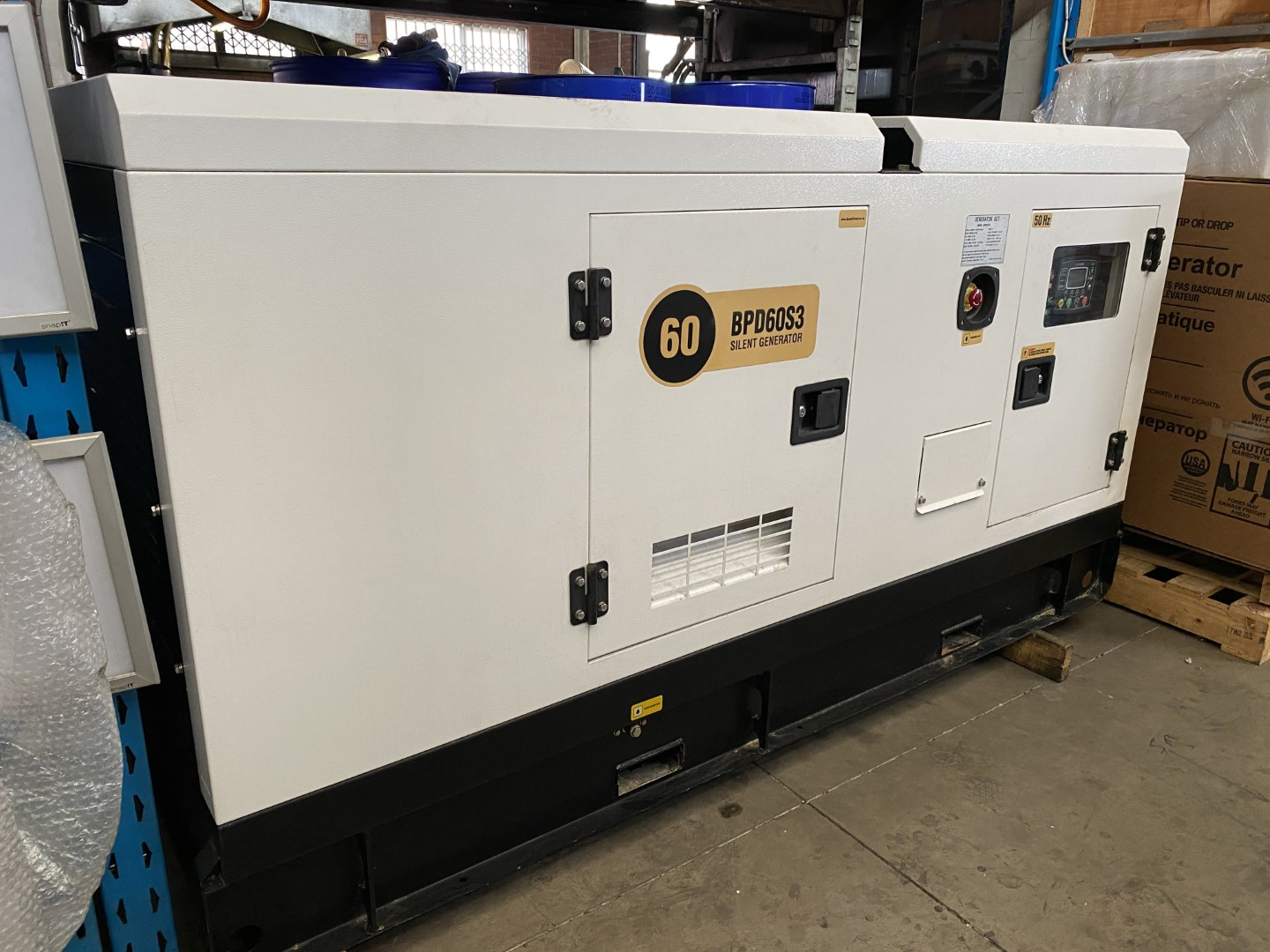 Pre-Owned Generator