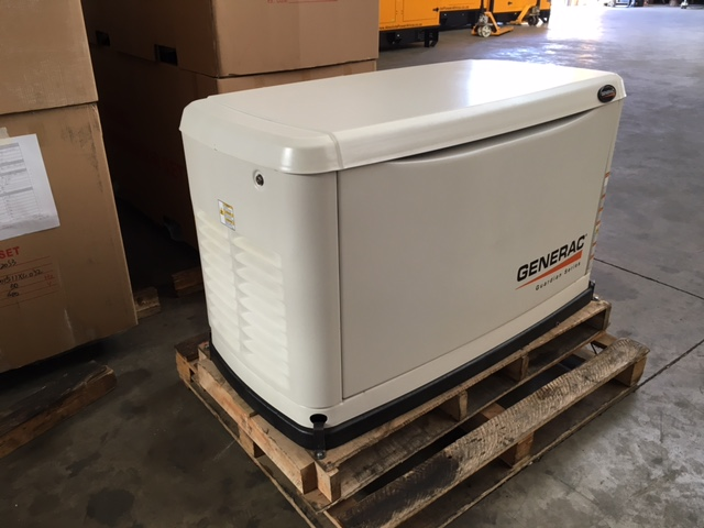 Pre-Owned Generator
