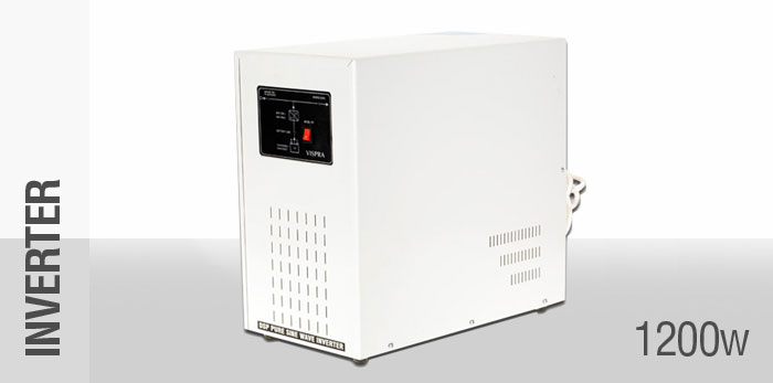 BP-V1500VA Inverter System