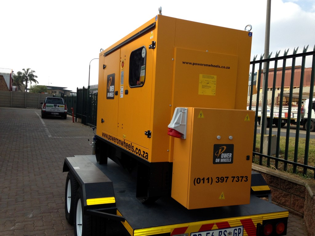 Bundu Power Generator Hire