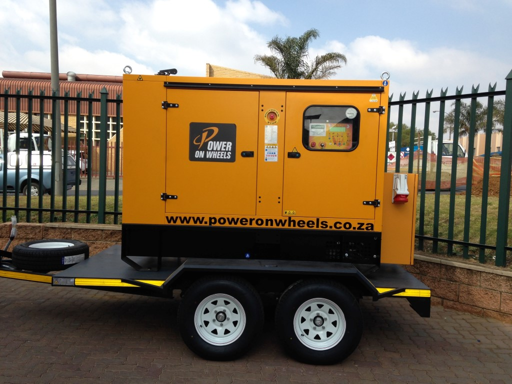 Bundu Power Generator Rental