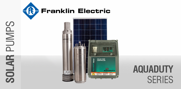 Franklin Solar Borehole Pumps