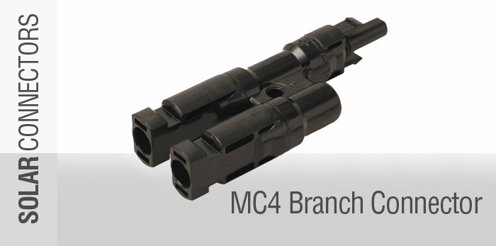 MC4 Branch COnnectors