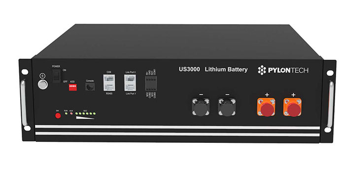 US3000 Pylontech Li-Ion Battery