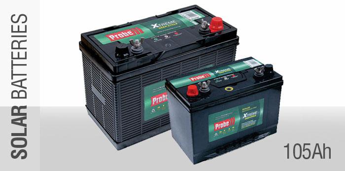 Solar Batteries Bundu Power