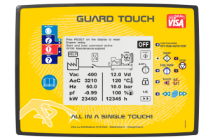 Guard Touch Controller