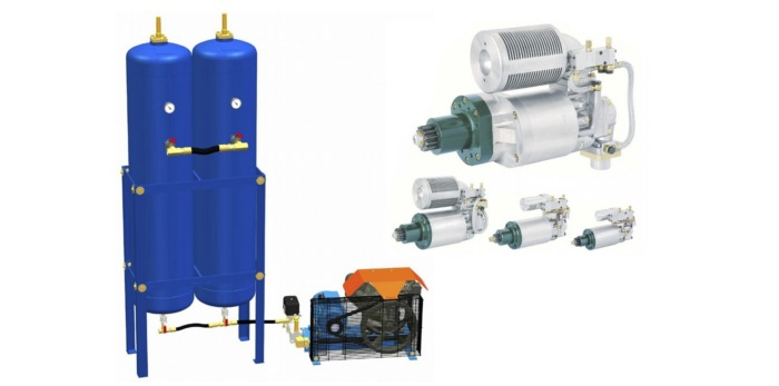 Mechanical Generator Accessories